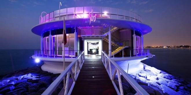إحتفل برأس السنة الجديدة في نادي 360 بدبي