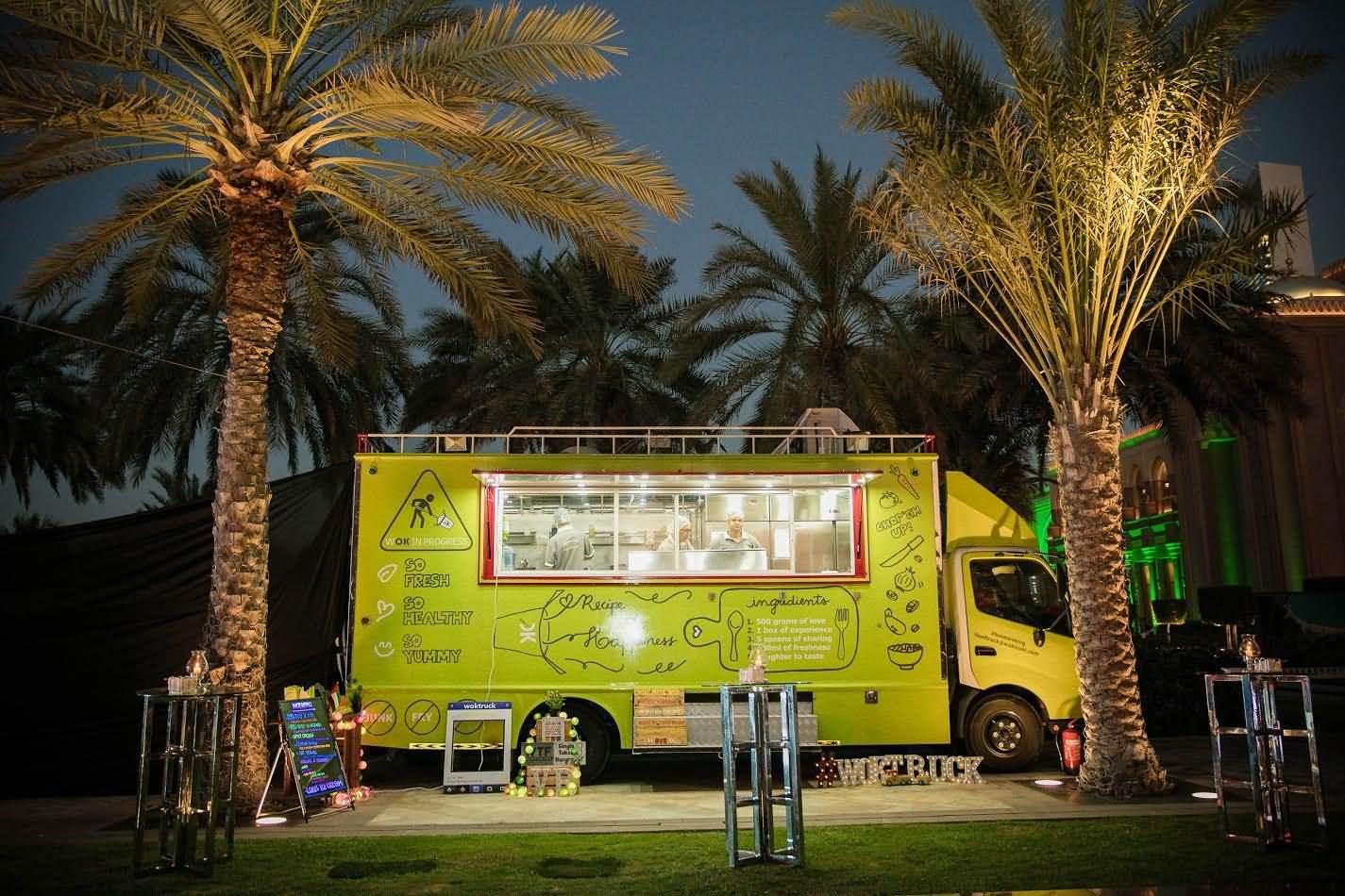 "Photo of أبرز شاحنات الطعام المتنقلة المشاركة في  ""مهرجان أبوظبي للمأكولات"""