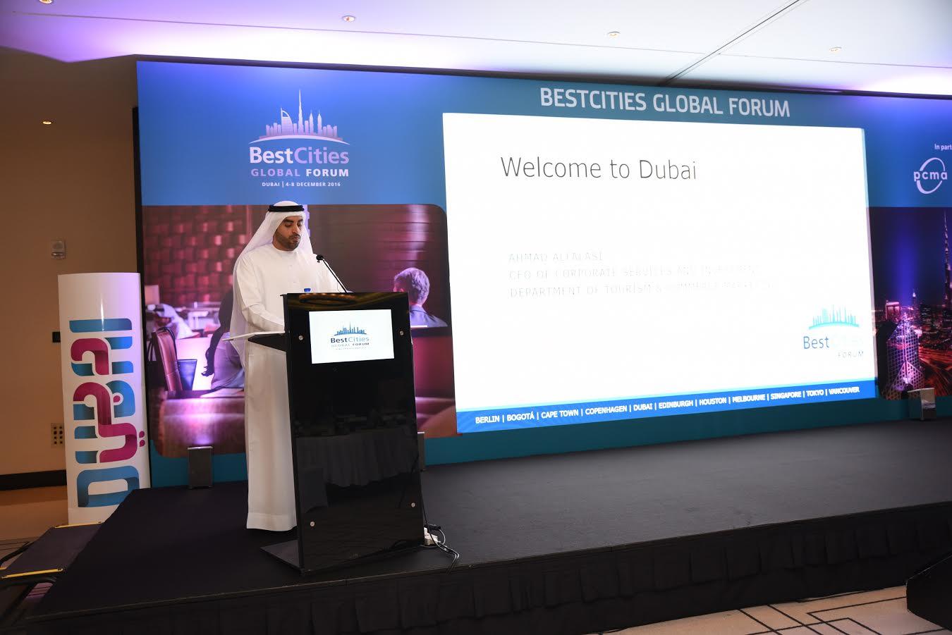 دبي تستضيف المنتدى العالمي لأفضل المدن