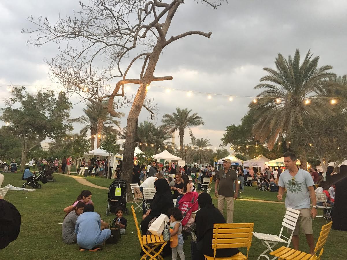 Photo of مهرجان أبوظبي للمأكولات 2017 ينطلق بشكل رسمي
