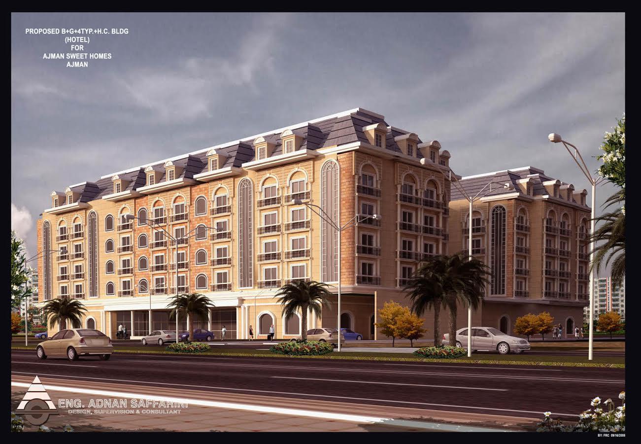 صورة سويت هومز تطلق أول مشاريعها للشقق الفندقية في عجمان