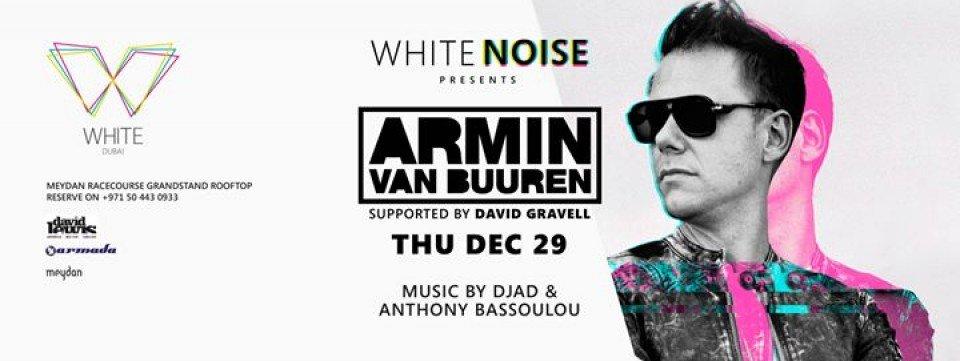 حفل أسطورة الموسيقى العالمي أرمين فان بيورن في دبي خلال ديسمبر 2016