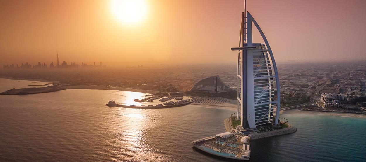 مجموعة جميرا تتألق بــ 10 فنادق و منتجعات في دبي