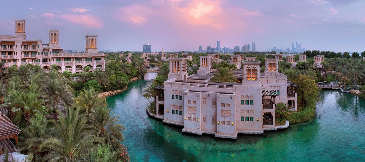 Photo of مجموعة جميرا تتألق بــ 10 فنادق و منتجعات في دبي