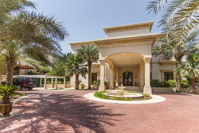أغلى المنازل المتوفرة للشراء في إمارة دبي خلال سنة 2017