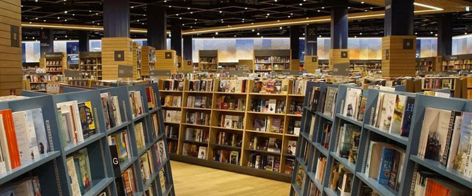 صورة أصبح للقراء وجهة مكتبة كينوكونيا دبي مول!