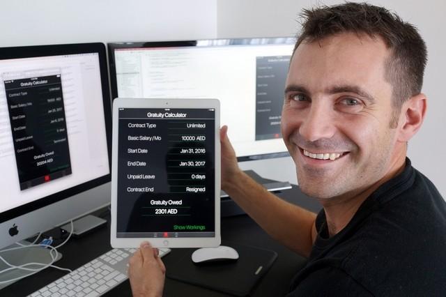 كل ما يجب عليكم معرفته حول تطبيق UAE Gratuity Calculator