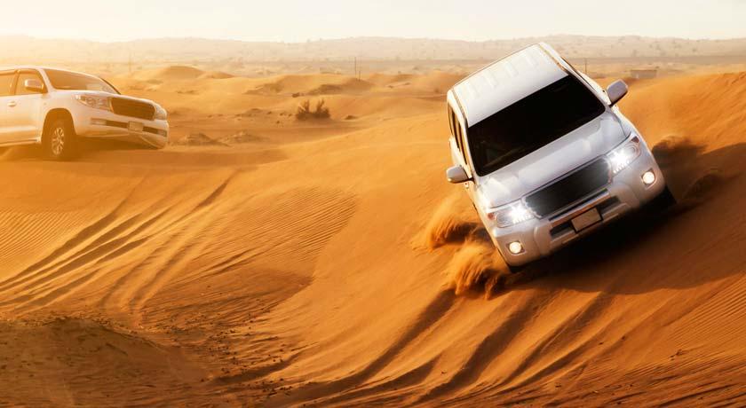 بالصور صحراء دبي بعدسة مصور محترف