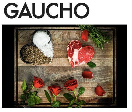 عروض مطعم غاوتشو دبي إحتفالاً بعيد الحب 2017
