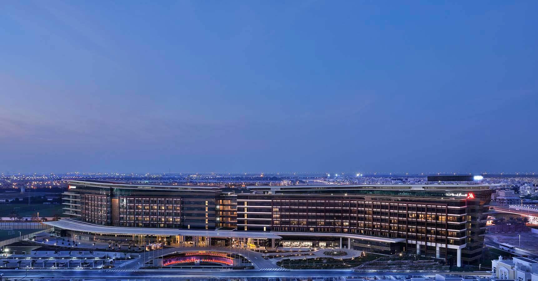 Photo of فندق ماريوت الفرسان يقدم إقامة مجانية فاخرة خلال عيد الحب 2020