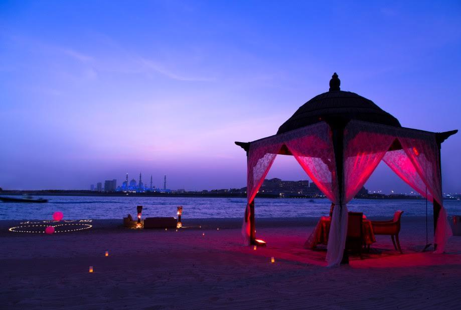 عروض فندق شانغريلا أبوظبي بمناسبة عيد الحب 2017