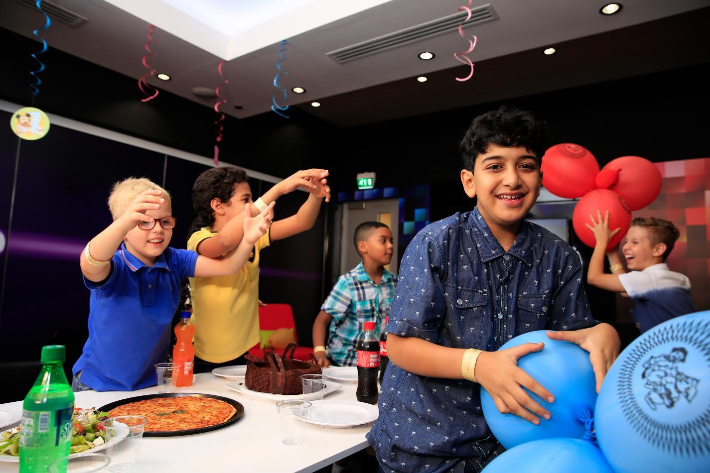 احتفلوا بعيد مولدكم بأسلوب مميز في مواقع سيتي ووك الترفيهية