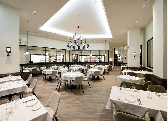 مطعم شي شارل للمأكولات الفرنسية في دبي