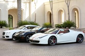 إنفوجرافيك | حقائق وأرقام حول السيارات في الإمارات