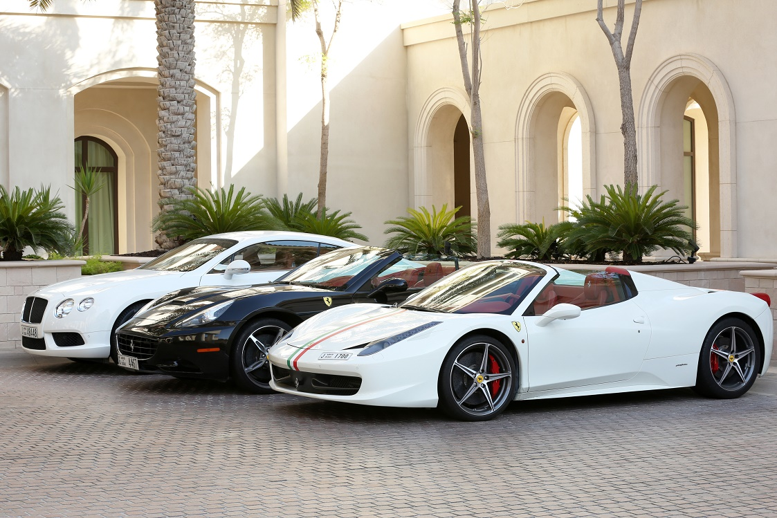 Sport Cars For Rent In Abu Dhabi