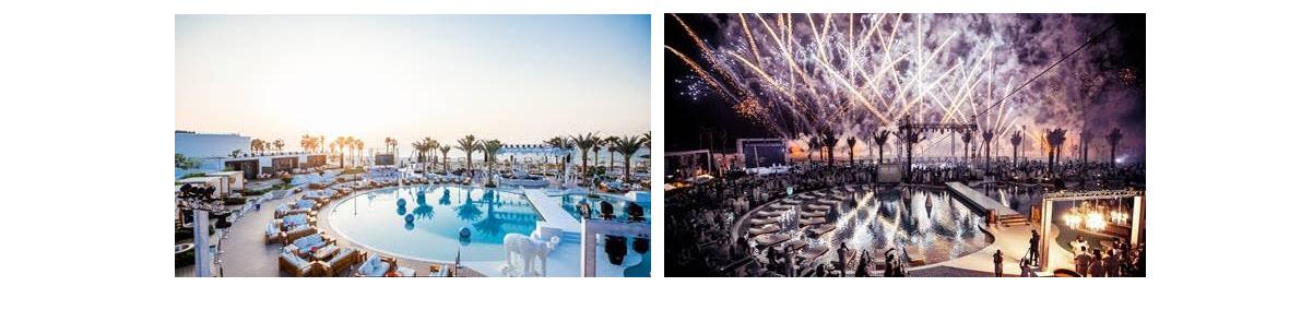 نيكي بيتش دبي يحتفل بمرور الذكرى الأولى لافتتاحه