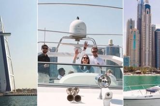 خدمة CharterClick لحجز اليخوت عبر الإنترنت في دبي