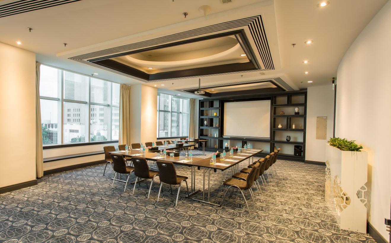 فندق لو رويال ميريديان أبوظبي يطلق غرف اجتماعات بحلة جديدة
