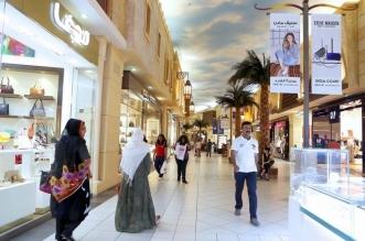 إنفوجرافيك | أسباب معانات المولات و مراكز التسوق الصغيرة في دبي