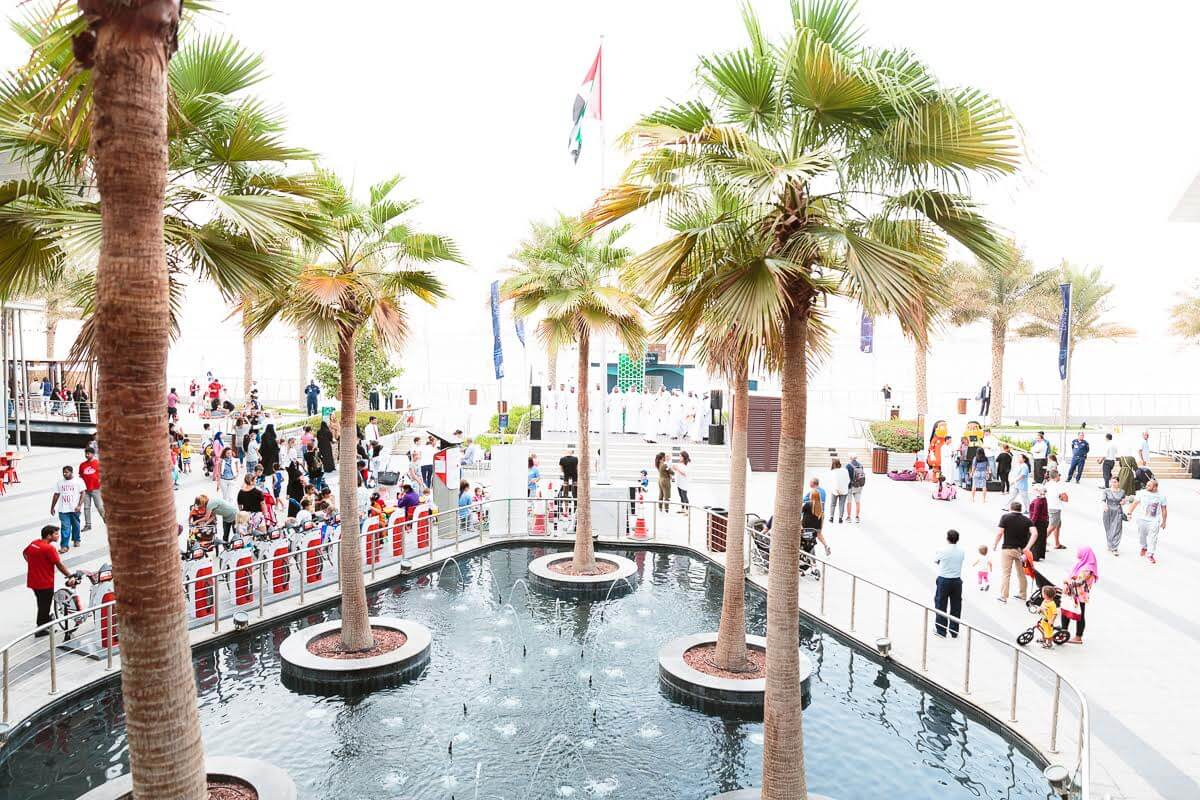 Photo of شاطئ الراحة يستضيف مهرجان ألوها أبوظبي 2017