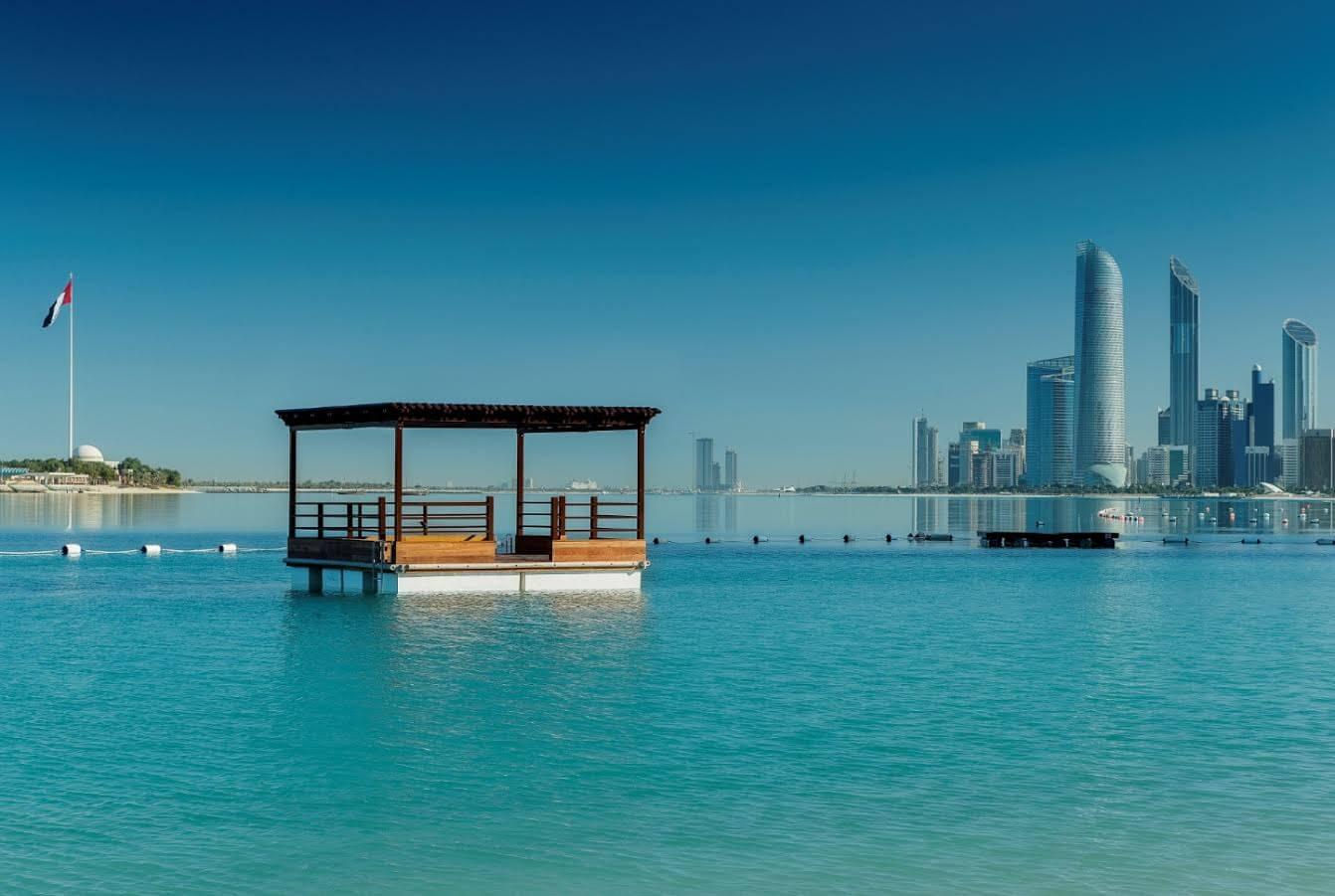 صورة أجمل 6 جزر في أبوظبي