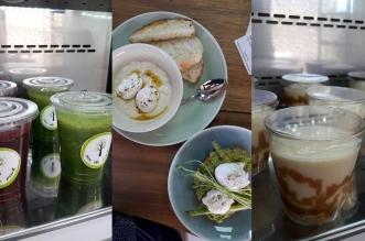 مقهى Inn the Park يقدم قائمة حلويات بتشكيلة جديدة ومشهية