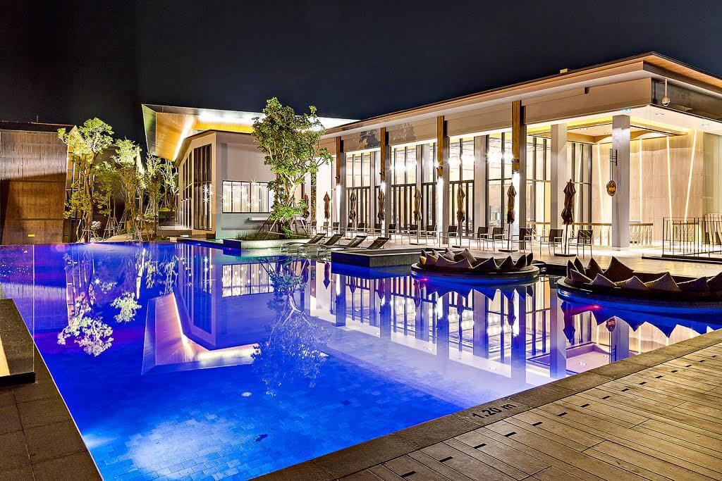 فنادق ومنتجعات دوسِت تحتفل بالعام التايلاندي الجديد
