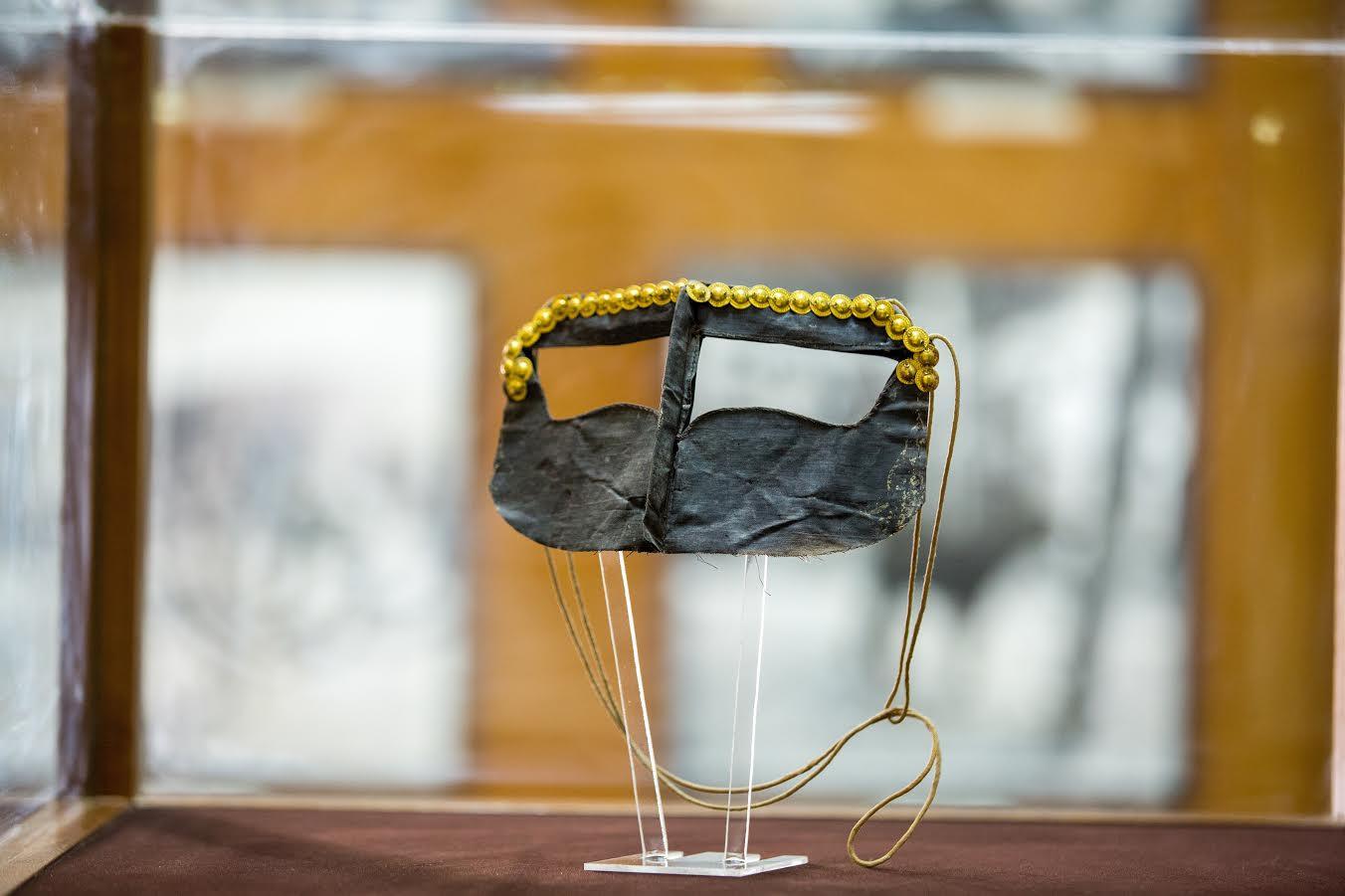 متحف العين الوطني يسلط الضوء على قطعة برقع بونيوم