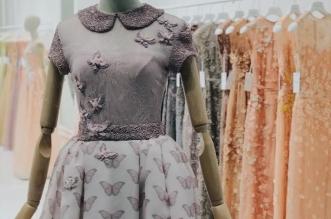 دار أمانو للأزياء تشارك في معرض فاشن فورورد دبي 2017