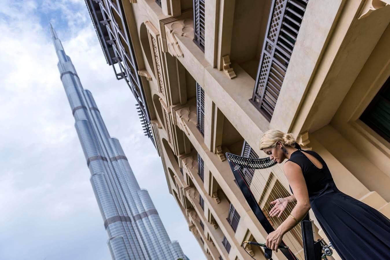 صورة فندق ذي بالاس وسط دبي يقدم امسيات شاي مستوحاة من بولغاري و أو بارفوميه