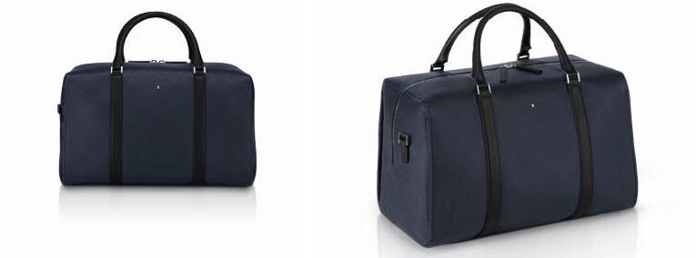 صورة مون بلان تطلق حقيبة من تصميم إيلاريا أوربيناتي