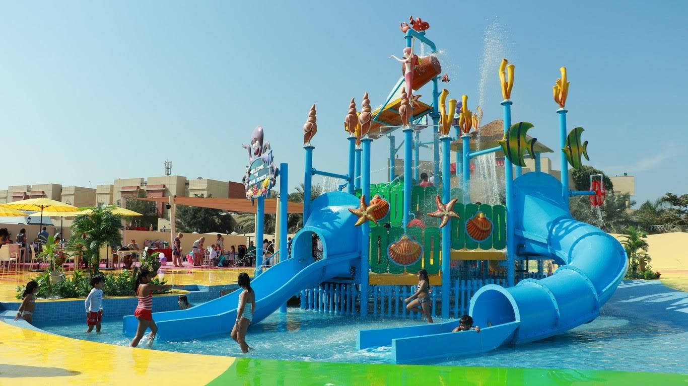 حدائق سبلاش أند بارتي المائية تقدم عروض خاصة احتفالاً بعطلة الربيع 2017
