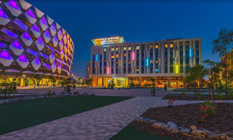 Photo of فندق ألوفت العين يفتتح ثاني فندق لعلامة ألوفت للفنادق في الإمارات