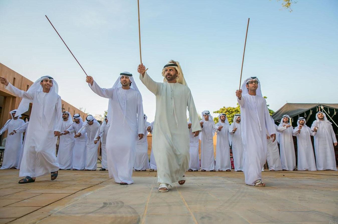 هيئة ابوظبي تنظيم فعالية تراثية في متحف قصر العين