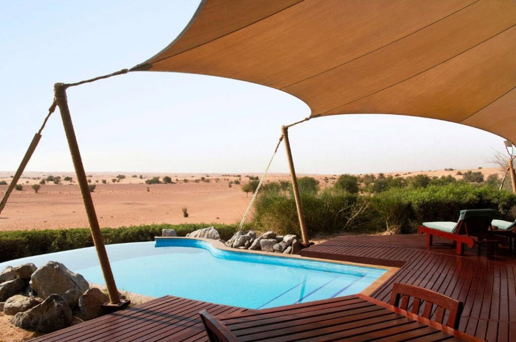 منتجع وسبا المها الصحراوي يقدّم تجربة إقامة جديدة