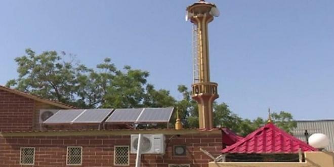 بالفيديو جولة في أول مسجد ذكي في رأس الخيمة