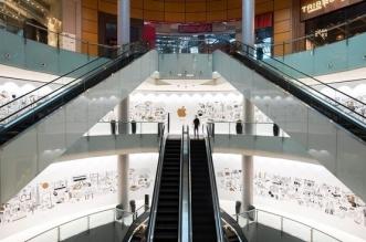 أبل تستعد لإفتتاح متجر جديد لها في دبي