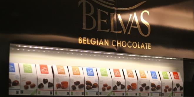 علامة الشكولا Belvas تطلق تشكيلتها الجديدة Belgian Thins  في الإمارات