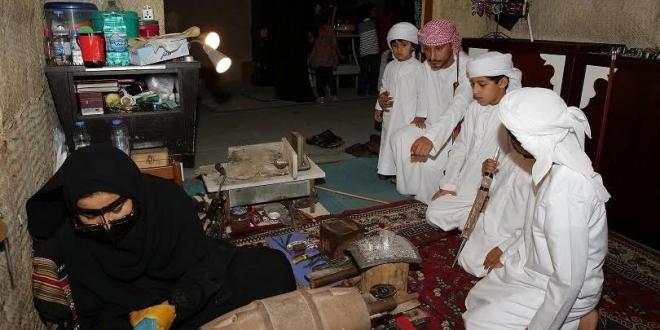 لا تفوتوا فعاليات مهرجان دبي وتراثنا الحي 2017