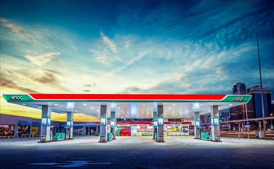 Photo of إفتتاح أول محطة خدمة تعمل بالطاقة الشمسية في دبي