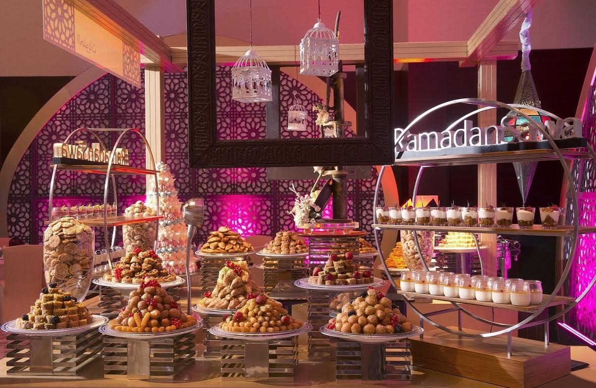 Photo of رمضان احلى في قاعة كونستلايشن بفندق العنوان مرسى دبي