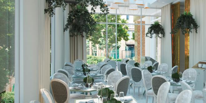 مطعم لو سيرك يستعد لإفتتاح أبوابه في فندق ريتز كارلتون