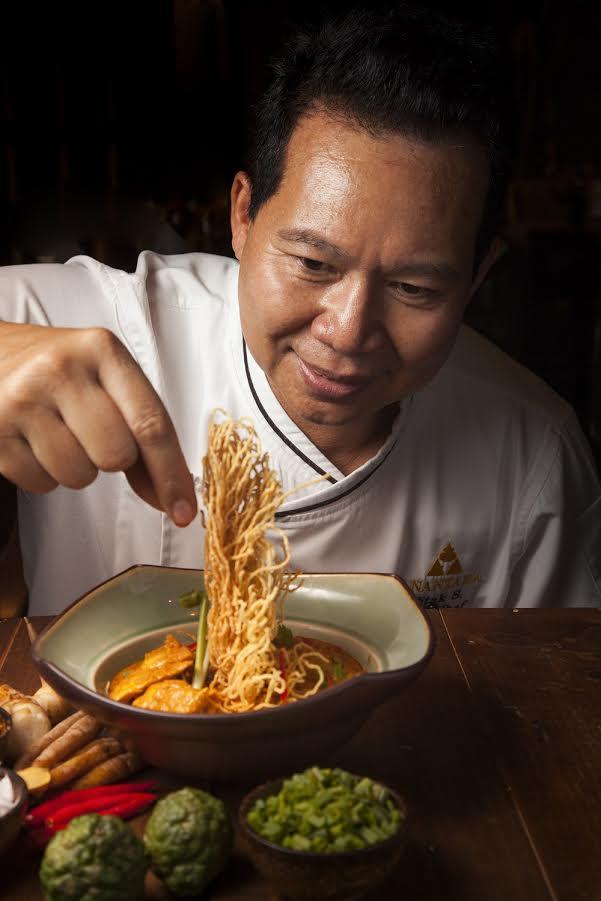 صورة فندق وسبا القرم الشرقي بإدارة أنانتارا يقدم قائمة غداء تايلندية بامتياز