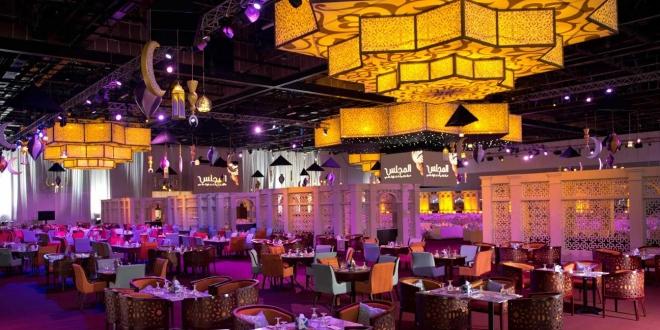 المجلس بمركز دبي التجاري العالمي يقدم إفطار لا يُنسى