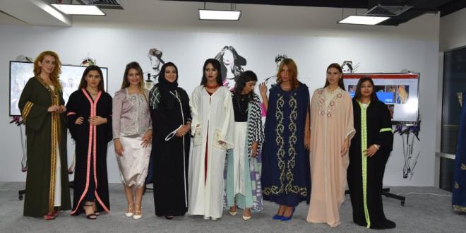 هند عبد الصمد وعلامة Les Nereides تكشفان النقاب عن أزياء رمضان 2017