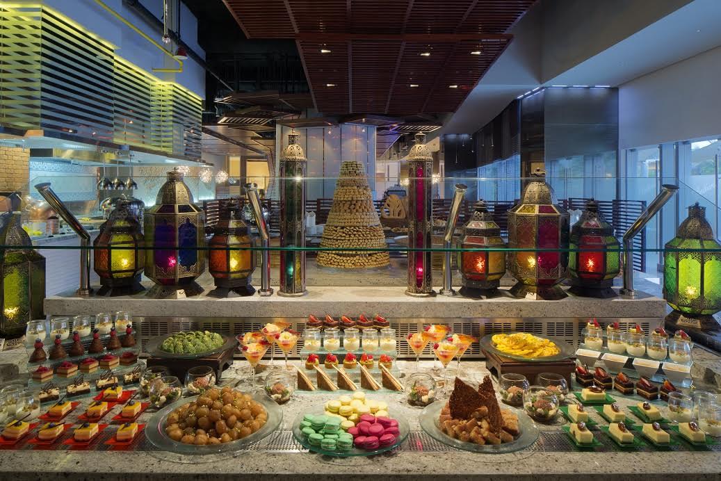 كونراد دبي يحتفي بشهر رمضان 2017