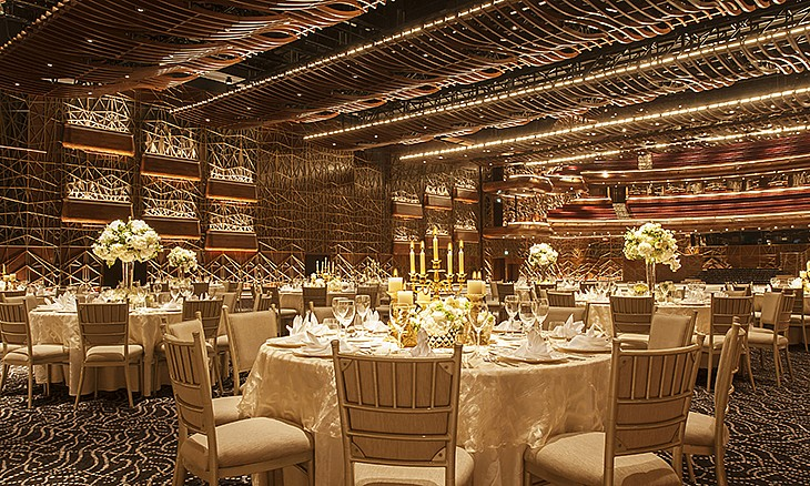 أوبرا دبي تستضيف حفل إفطار خاص طوال رمضان 2017