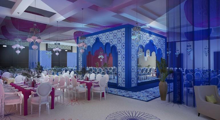 خيمة فيروز الرمضانية 2017 في دبي