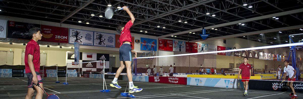 دبي تستضيف بطولة دورة ند الشبا الرياضية خلال رمضان 2017