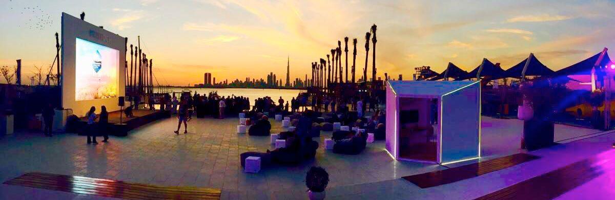 دبي تستضيف ليالي رمضان في رايز الخور